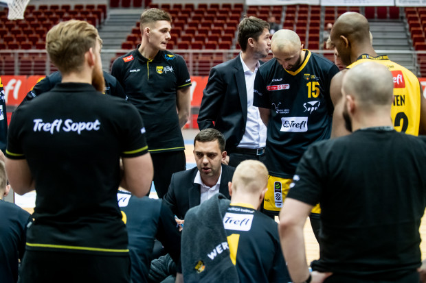 Koszykarzom Trefla Sopot nie udał się powrót do rozgrywek Energa Basket Liga po miesięcznej przerwie.