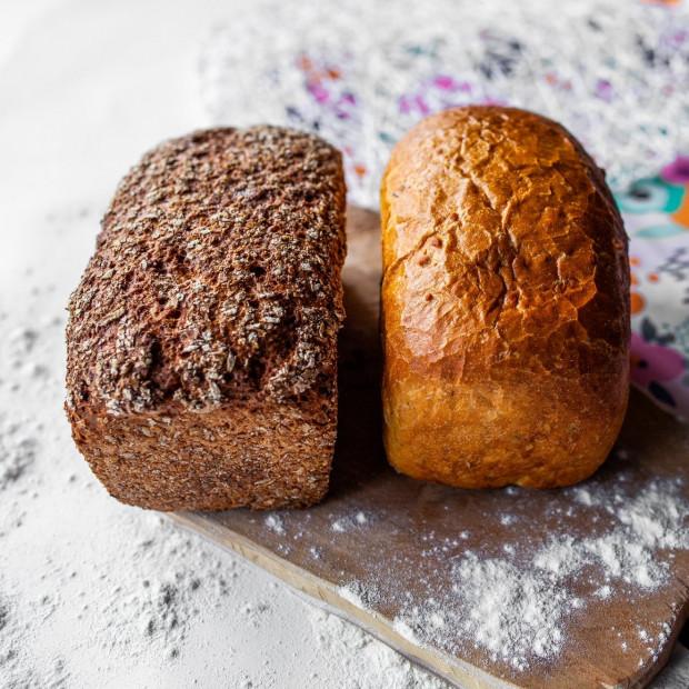 Mamy Wypieki oferuje chleby w 100 proc. żytnie, razowe, ze słonecznikiem, pszenno-kukurydziane, orkiszowe, cebulowe i samo ziarno.