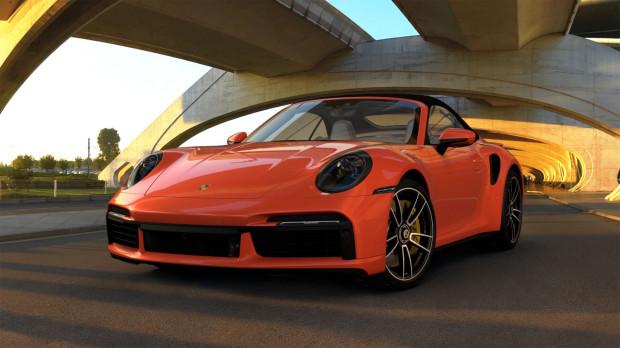 911 Turbo S Cabrio - jeden z wielu egzemplarzy Porsche, który kosztował powyżej 1 mln zł.