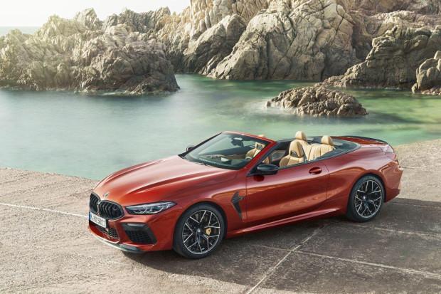 M8 Cabrio - najdroższe BMW.
