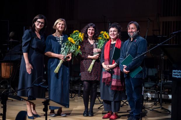 Sinéad Morrissey z Irlandii została Europejską Poetką Wolności.