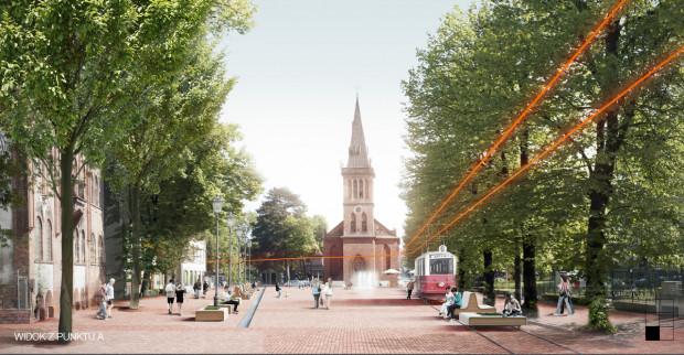 Wykonawca dokumentacji ma bazować na koncepcji architektoniczno-urbanistycznej wyłonionej w konkursie w czerwcu 2019 r. Zwycięzcą została wówczas pracownia StudioMania z Tczewa.