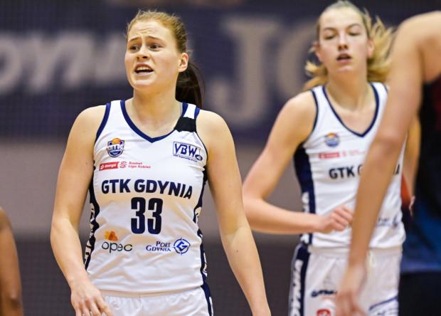 GTK Gdynia wciąż czeka na pierwsze zwycięstwo w Energa Basket Lidze Kobiet.
