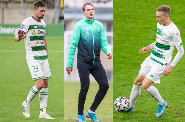 Mario Maloca, Rafał Kobryń i Mateusz Sopoćko nie będą przygotowywać się z pierwszym zespołem Lechii Gdańsk do rundy wiosennej. Piłkarze mogą szukać nowych klubów lub od 11 stycznia trenować z rezerwami.