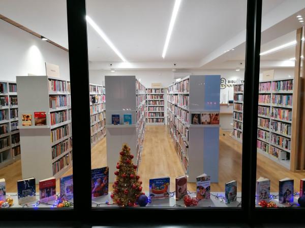 Filie Biblioteki Gdynia czynne są od 2 grudnia. Bibliotekarze zachęcają do składania zamówień zdalnie.