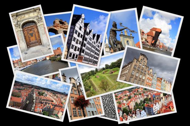 Gdańsk to miasto wielobarwne, w którym historia miesza się z nowoczesnością, co uwidacznia się w miejskiej architekturze.