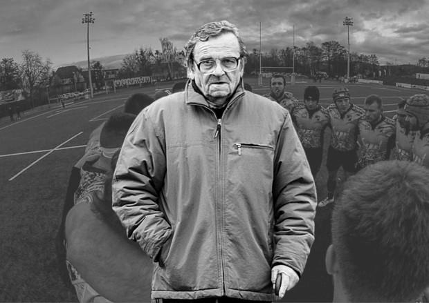 Tomasz Cackowski, jeden z twórców potęgi rugbistów Ogniwa Sopot, zmarł w wieku 71 lat.