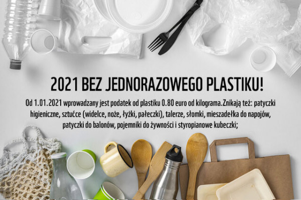 Plastik w gastronomii odchodzi do przeszłości.
