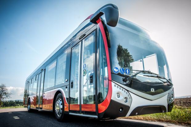Elektryczny autobus SOR Libchavy.