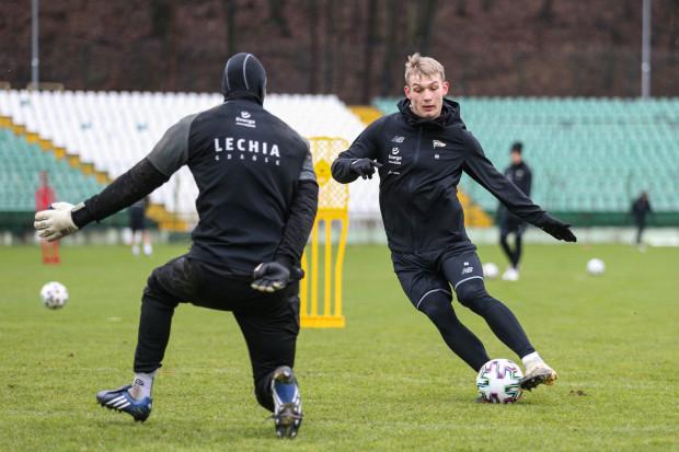 18-letni Jan Biegański już mógł wyjechać do zagranicznego klubu, ale uznał, że lepszym miejsce dla rozwoju będzie dla niego gra w Lechii Gdańsk.