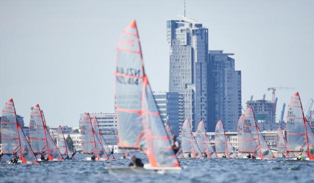 W gronie najliczniej nagrodzonych sportowców przez prezydenta Gdyni tradycyjnie nie zabrakło tradycyjnie żeglarzy.