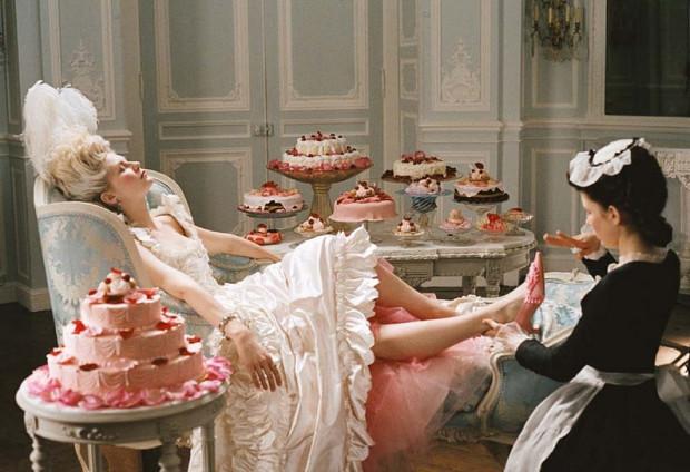 Maria Antonina uwielbiała ciastka i jadła je bez zahamowań, a mimo to całe życie była szczupła.