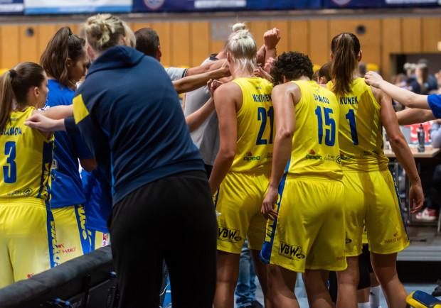 VBW Arka Gdynia po zwycięstwie z Energą Toruń w dobrych humorach uda się do Czech, gdzie w Pradze rozegrają ostatnie mecze fazy grupowej Euroligi kobiet.