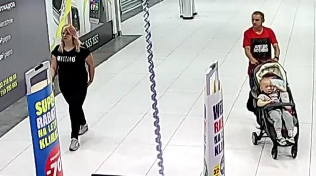 Para poszukiwana w związku z kradzieżą sprzętu elektronicznego.