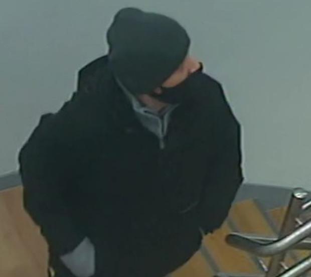 Mężczyzna poszukiwany w związku z kradzieżą w przedszkolu.