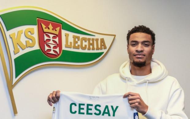Joseph Ceesay został nowym zawodnikiem Lechii Gdańsk.