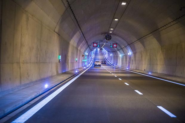 Tunel pod Martwą Wisłą został otwarty w kwietniu 2016 roku.