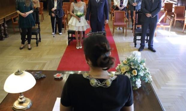 Gdańszczanie częściej biorą śluby cywilne. Tendencja utrzymuje się w mieście od lat. Zdjęcie ilustracyjne.