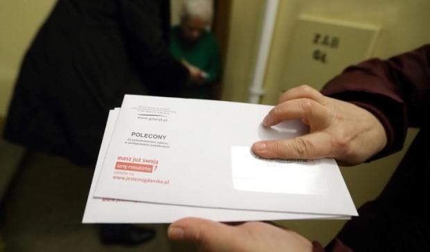 Decyzje dotyczące podatku od nieruchomości w tym roku rozniosą do mieszkań gdańszczan pracownicy spółdzielni socjalnej.