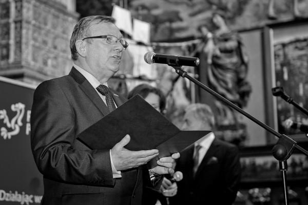 Zmarł Wiesław Szajda, właściciel firmy Hydromechanika oraz prezes Pomorskiej Izby Rzemieślniczej Małych i Średnich Przedsiębiorstw.