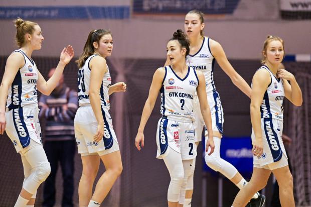 23 punkty koszykarek GTK Gdynia w Polkowicach to najniższa zdobycz punktowa w tym sezonie Energa Basket Lidze Kobiet.