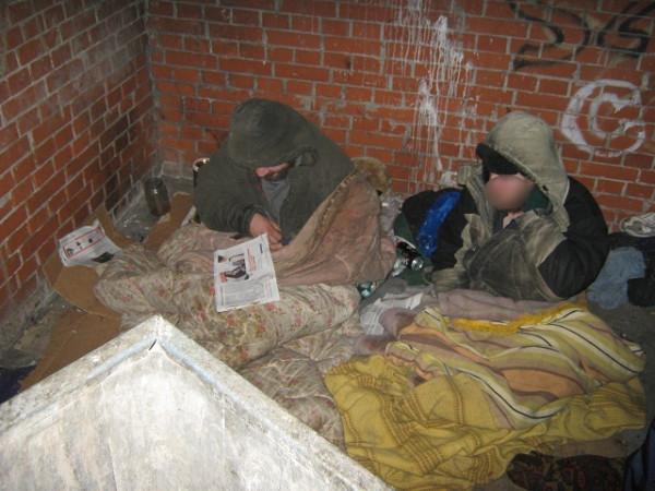 W Gdańsku i Gdyni ok. 1200 osób pozostaje bez dachu nad głową i mieszka na ulicy.
