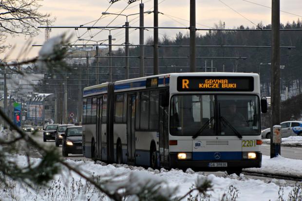 W 2020 r. z komunikacji w Gdyni skorzystało o 40 proc. mniej pasażerów niż rok wcześniej.