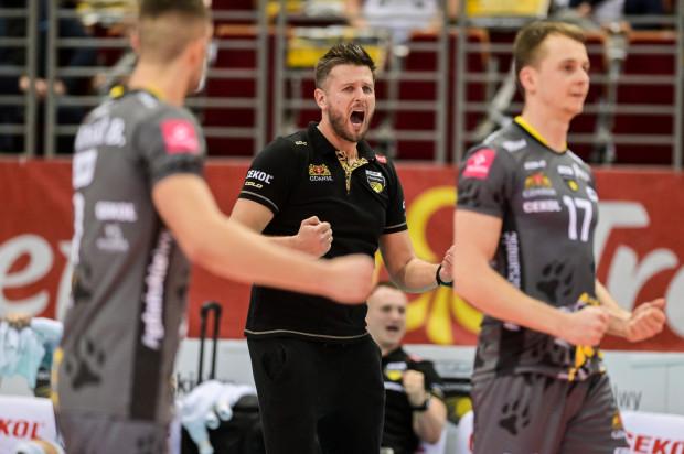 Michał Winiarski podkreśla, że żaden trener nie istnieje bez zawodników. Dlatego najbardziej dumny jest z tego, że w Treflu Gdańsk stworzył zgrany i prezentujący fajną siatkówkę kolektyw.