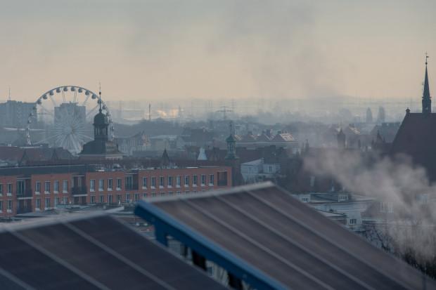 W ostatnim czasie smog mocno doskwiera m.in. mieszkańcom Gdańska.