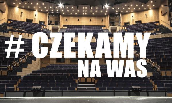 """Teatr Muzyczny w oczekiwaniu na widzów zrealizował w sieci cykl """"Muzyczny od A do Z""""."""