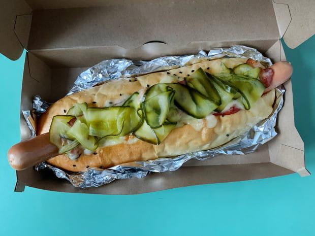 Hot dog Sparkling od Hot Bear Fusion Hot-Dogs.
