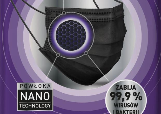 Maseczki InventiMask z powłoką eliminującą bakterie, wirusy i grzyby trafią do sprzedaży w Polsce i Niemczech.