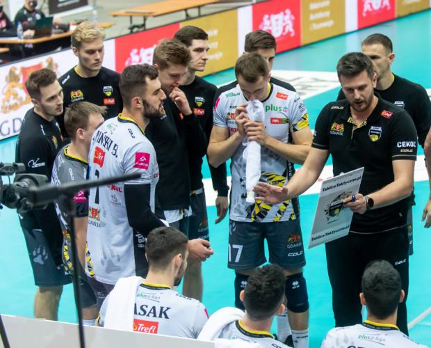 Trefl Gdańsk przegrał dwa tie-breaki w ciągu czterech dni.