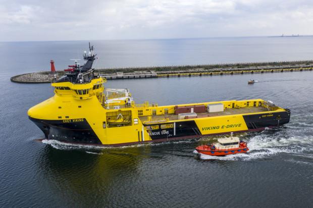 Coey Viking to jedna z dwóch specjalistycznych, wielozadaniowych jednostek PSV, zamówionych przez firmę Borealis Maritime.