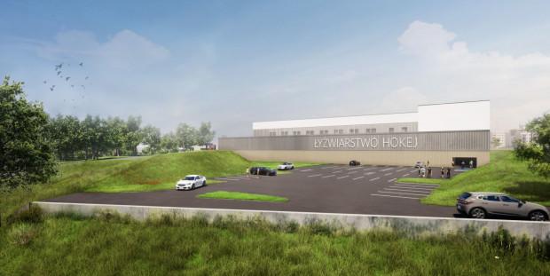 W Gdańsku planowana jest budowa kompleksu sportowego z całorocznym lodowiskiem i basenem. W pierwszym  z czterech etapów, który może kosztować ok. 28 mln zł ma powstać główna ślizgawka.