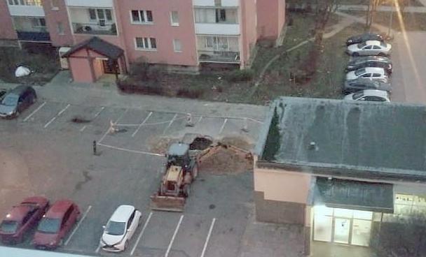 Na Chełmie w ostatnim czasie często dochodzi do awarii sieci wodociągowej.