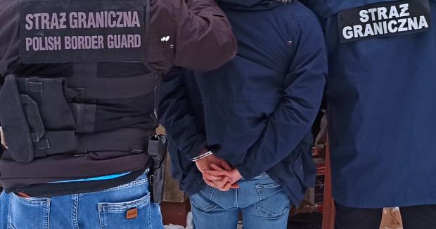 Narkotyki zostały odnalezione w pomieszczeniu gospodarczym znajdującym się na posesji 32-letniego mężczyzny.