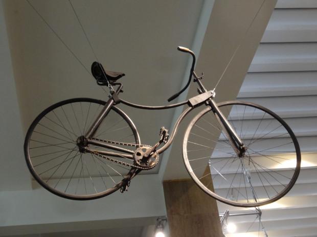 Bezpieczny Bicykl marki Rover, model III z 1888 r.