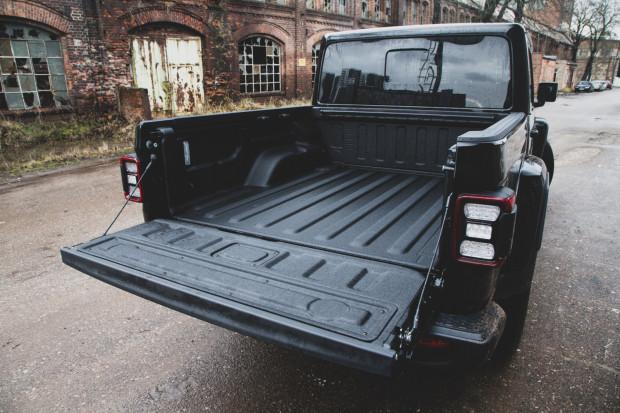 Nowy Jeep Gladiator jest już w Trójmieście.