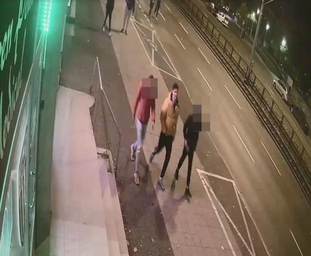 Mężczyzna poszukiwany w związku z pobiciem.