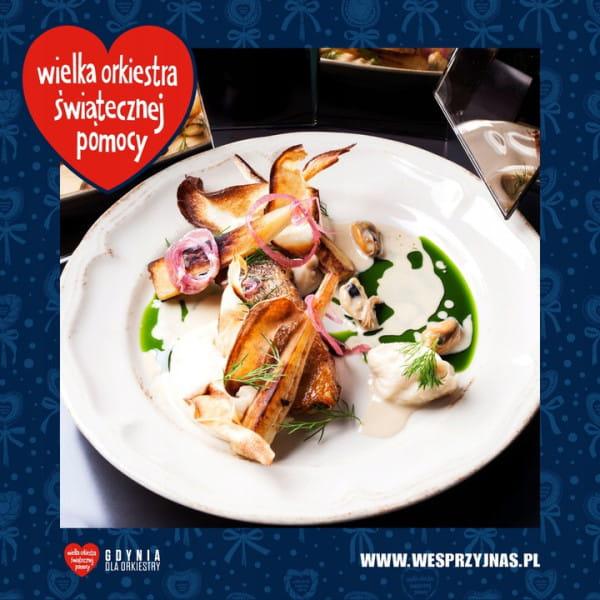 Osteria Fino przygotuje zwycięzcy obiad złożony z dań mięsnych, wegetariańskich lub wegańskich.