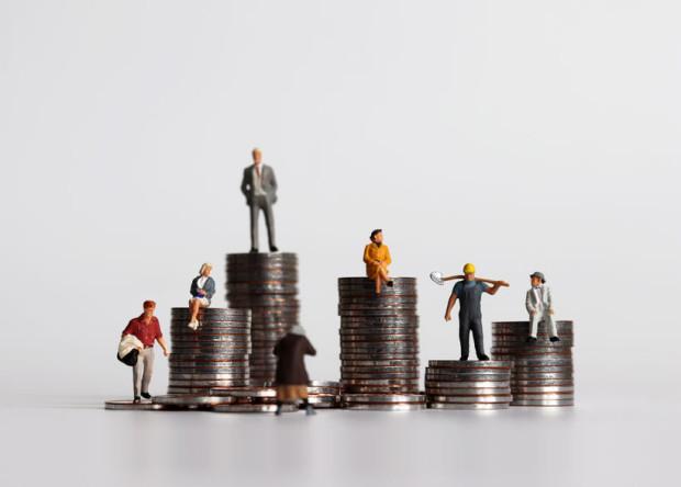Jak wynika z danych Głównego Urzędu Statystycznego, największe nierówności dochodowe widać w bogatych i silnie rozwiniętych miastach.