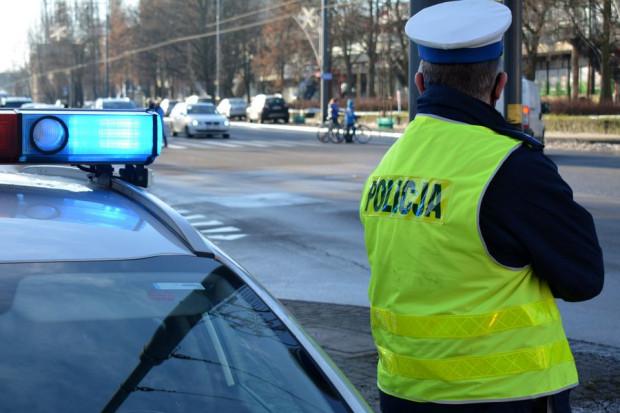 W poniedziałek policja prowadziła kontrole w Gdańsku i Sopocie.