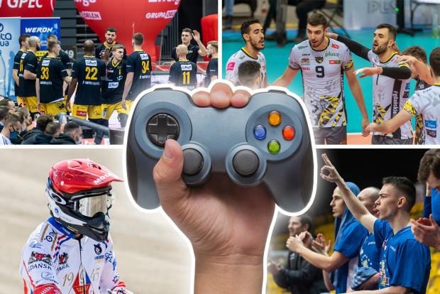 Trójmiejscy sportowcy grają w różne gry e-sportowe. Od popularnego CS'a, przez LoLa, FIFĘ i na CoDzie kończąc.