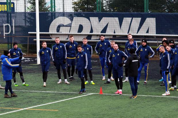 Arka Gdynia przygotowuje się do startu rundy wiosennej. Paweł Abbott przyznaje, że kluczową sprawą w kwestii awansu będzie zachowanie trzonu zespołu, który wsparty nowymi graczami, może liczyć na sukces.