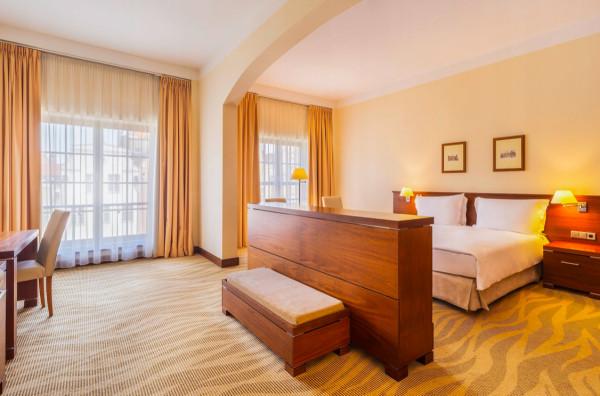 Na aukcjach pojawił się również voucher do Radisson Blu Hotel Gdańsk.