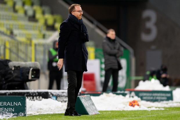 Piotr Stokowiec po przegranej z Jagiellonią Białystok 0:2 starał się tłumaczyć powody niepowodzenia Lechii Gdańsk.