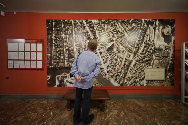 Muzeum Gdańska. Muzeum Poczty Polskiej. Sale wystawowe.