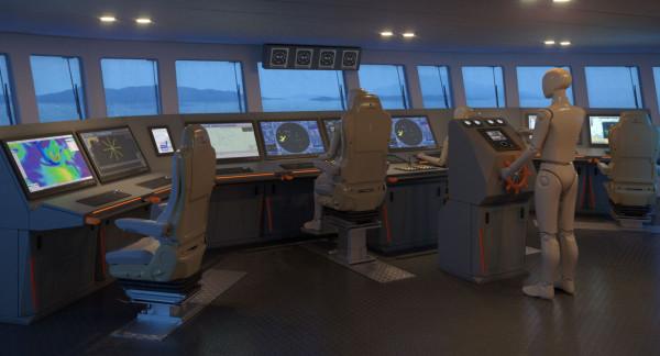 W ofercie firmy Radiolex znalazł się nowatorski system MBC - modułowa zabudowa mostków nawigacyjnych na statkach i okrętach.