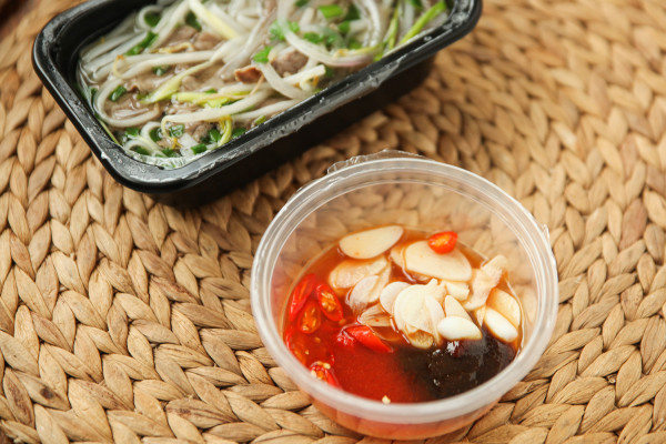 Zupa Hanoi Pho z Good Morning Vietnam.